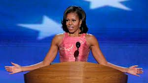 michelle obama on leadership